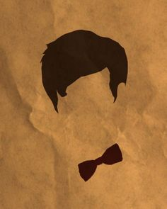 Minimalist Doctor Who Poster - The 11th Doctor