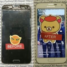#SamsungS5LCDReplacement and Frame replacement #SydneyCBDrepairCentre Call 8011-4119 / 043-777-4119 Http://sydneycbd.repair