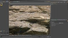 camera mapping C4d. making of simple scene