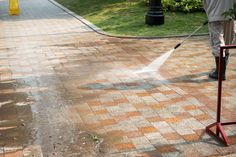 Whether it's a concrete driveway or a concrete patio, all types of concrete need to be properly maintained to prevent damage and repairs later on. Outdoor Flooring Options, Rustic Outdoor Kitchens, Composite Flooring, Types Of Concrete, Flyer Design Inspiration, Concrete Driveways, Wooden Ceilings, Commercial Flooring, Surrey