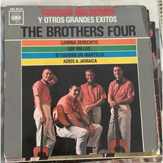 THE BROTHERS FOUR CAMINA DERECHITO