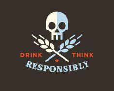 Drink Responsibly  by Double A - Featured Logo - logopond.com - #logo # design