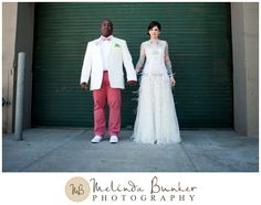 Whitney & Rhasan make it official! { Wedding }  Swarm Galleries in Oakland, California
