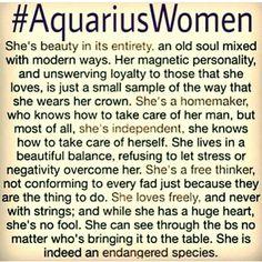 Aquarius: the endangered species Astrology Aquarius, Aquarius Traits, Aquarius Quotes, Aquarius Woman, Zodiac Signs Aquarius, Age Of Aquarius, My Zodiac Sign, Astrology Signs, Aquarius Lover