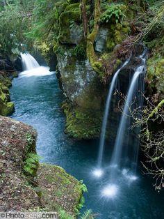 North Umpqua Falls GORGEOUS
