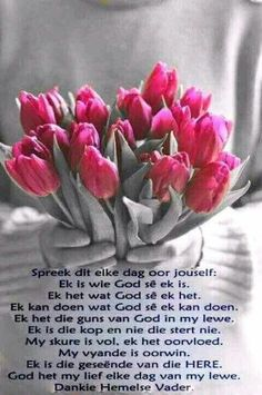 Scripture Verses, Bible Quotes, Lekker Dag, Evening Greetings, Afrikaanse Quotes, Goeie More, Inspirational Qoutes, Woman Quotes, Affirmations