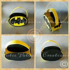 Batman Foami Candy Bags..$3.50 each or $35 a dzn
