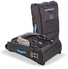 2015 UPPAbaby Cruz Travel Bag with Travelsafe