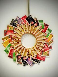 Adventný kalendár pre čajíčkarov
