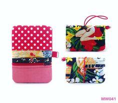 Aquí un poco de las nuevas carteras #lamini ! #Madrid #malasaña #miniwallet #minicartera #coinpurse #monedero #cardholder #tarjetero #style #accessory #unisex #unisexfashion #handmande #hechoamano #fabric #textile #tela #pinup #aloha #tropic #girl #hawaii #topos #polkadots #red