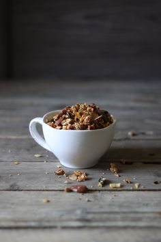 nødde-granola