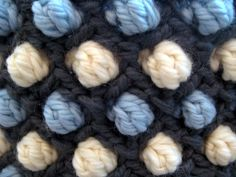 Honeycomb Pop stitch- a free crochet basket pattern from Make My Day Creative