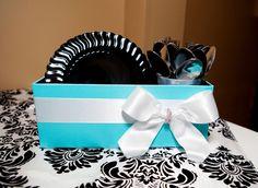 Breakfast at Tiffany's Birthday Party Ideas