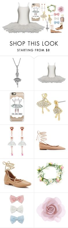 """""""Ballet"""" by polyvore-princessa on Polyvore featuring Jewel Exclusive, Casetify, Betsey Johnson, Michael Kors, Kelsi Dagger Brooklyn, Decree, Accessorize and Essie"""