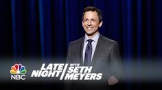 Check out Seth Meyers' mention of Gonzaga on Late Night #marchmadness #gozags