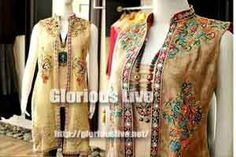 The fresh fawn color  dress with fawn inner and with the exclusive stoned embroidery work of silver and golden ...The beauty of this dress is lies in double shade with zari and kora work , dabka, beads, zardozi, tila ,,with sparkling sequins