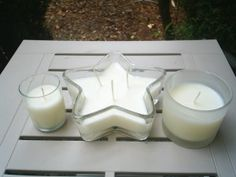Home Made Soy Candles
