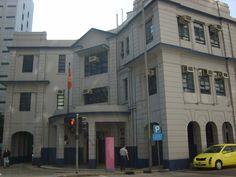Yau Ma Tei police station, Hong Kong