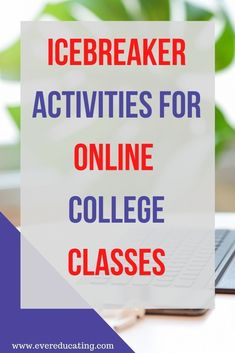 These five icebreakers for online classes can help strengthen the learning community your students create in your classroom. The first activity...