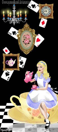 Alice by SayuriMVRomei.deviantart.com on @DeviantArt