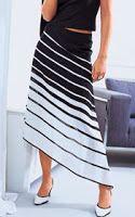 Patrón de soctura gratis - Free sewing pattern skirt Faldas | EL BAÚL DE LAS COSTURERAS