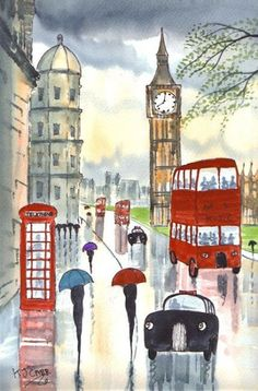 London as a picture