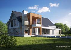 Projekty domów LK Projekt LK&1284 zdjęcie 2