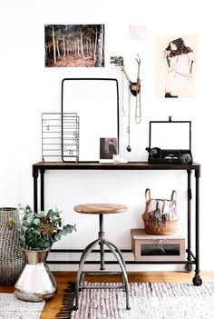 22-7-easy-ways-to-add-industrial-style-to-your-home.jpg (670×997)