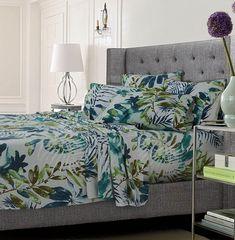 Extra Deep Pocket 6 Piece Bed Sheet Set 1000 TC Pima Cotton Taupe  Solid