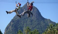 St Lucia Eco Tours | Day Hikes and Nature Trails | St Lucia Volcano and Rainforest Excursions