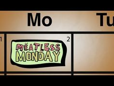 This video by Humane Society gives great reasons why YOU should start going meat-free at least one day/week! Healthy Foods To Eat, Get Healthy, Food Waste, Green Life, Meatless Monday, Vegan Dishes, For Your Health, Raw Food Recipes, Improve Yourself