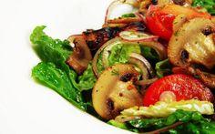 Marie Marinova: Грибной салат.