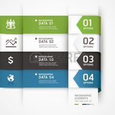 抽象矢印ビジネス infographics テンプレート ベクトル イラスト ワークフロー レイアウト、図、番号のオプションを使用することができます、ステップ アップ オプション、バナー、web デザイン  イラスト・ベクター素材