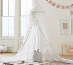 Lasercut Canopy | Pottery Barn Kids