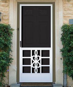 Biscayne Hinged Screen Door · Unique House DesignScreen Doors