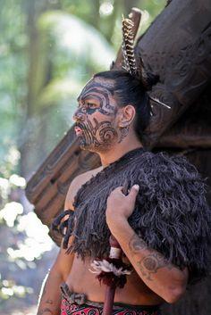 JACEK PAWLICKI PICTURES: New Zealand - Aotearoa, Rotorua, November 2012