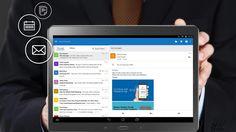Android Microsoft Outlook Uygulaması Google Play'de!