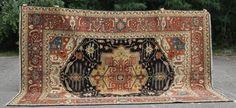 10'x14' Serapi Oriental oversized rm size rug : Lot 31