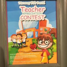 Teachers are the ones who shape our children s future! Give back to those great human beings! Enter your favorite teacher now! Source The post Teachers are the ones who shape our children s future! Give back to those great appeared first on Discovery Kids Dental.