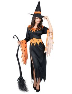 SPIDER COLLANA 40 cm Gotica Halloween Strega Costume Accessorio