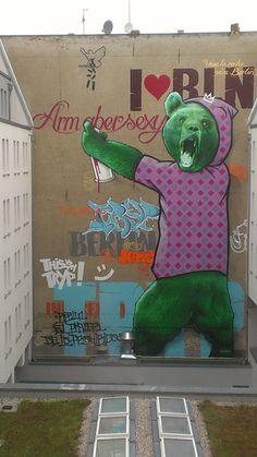 ღღ Berlin - Street Art