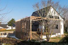 Extension Arradon : bois, bioclimatique et beauté, Arradon, maéma architectes - architecte d'intérieur