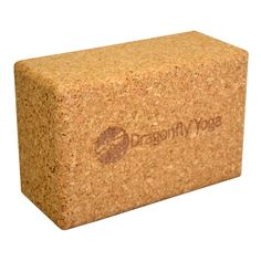 The dense cork material provides the ultimate performance block that is stable on almost any surface. Sustainably harvested from cork tree bark, the block is a great eco option. The cork has natural anti-microbial and anti-bacterial properties that keeps the fresh. Designed with rounded edges, the block is comfortable and is easier to grip.