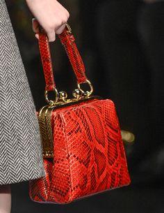 Dolce Gabbana Fall 2013 Handbag Intense love for this bag... love it!