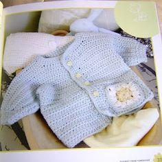 35 Beste Afbeeldingen Van Gehaakte Babykleertjes Yarns Crochet