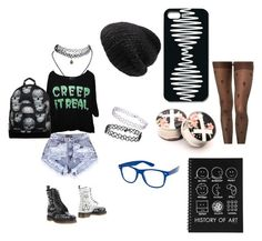 """""""School with Ricky horror ❤️❤️❤️❤️❤️"""" by ourchemicalhorizon on Polyvore"""