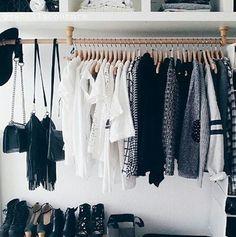 black, closet, and tumblr image