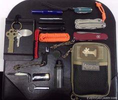 Mxpedition Mini Pocket Organizer
