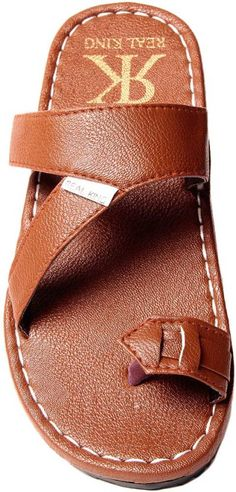 Foot Clone Real King Elegant D.Brown Slippers Men D. Mens Designer Watches, Mens Designer Shoes, Sandals Outfit, Fashion Sandals, Brown Sandals, Leather Sandals, Best Sandals For Men, Men S Shoes, Shoes