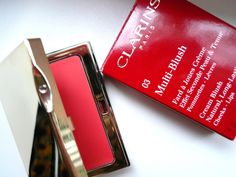 Alenka's beauty: Clarins Cream Blush #03 Grenadine. Multi-Blush